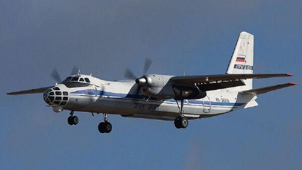 Antonov An-30B (foto d'archivio) - Sputnik Italia