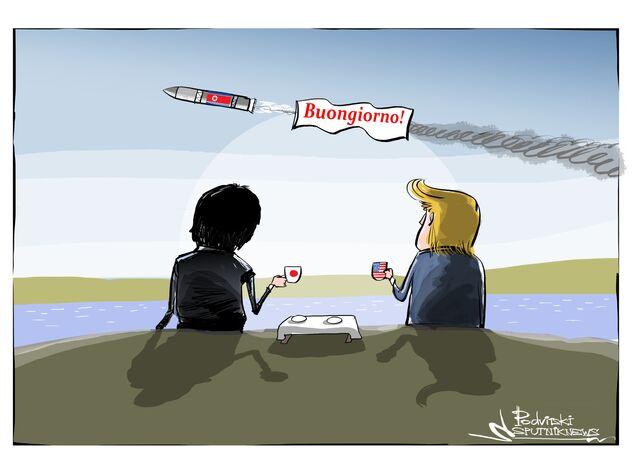Missile nordcoreano