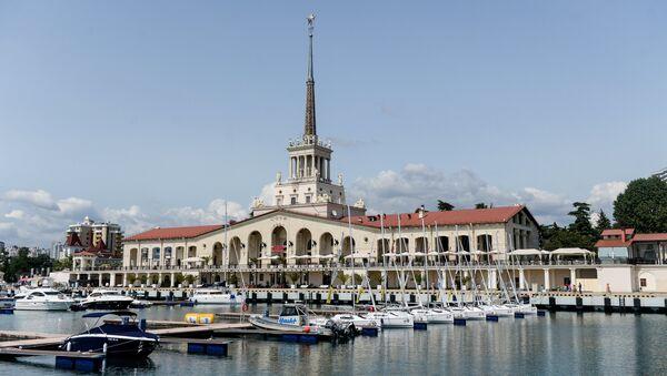 Sochi port - Sputnik Italia