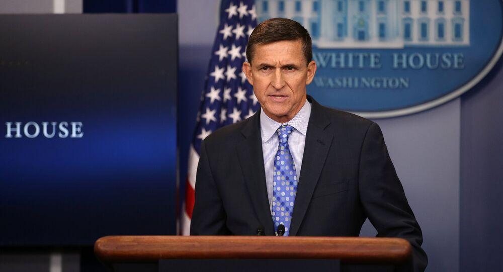 Michael Flynn, consigliere della Casa Bianca dimessosi per contatti con l'ambasciatore russo17