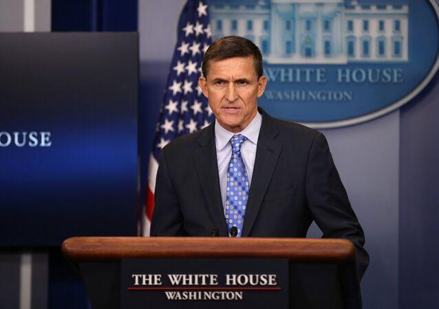 Michael Flynn, consigliere della Casa Bianca dimessosi per contatti con l'ambasciatore russo