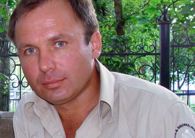 Konstantin Yaroshenko (foto d'archivio)