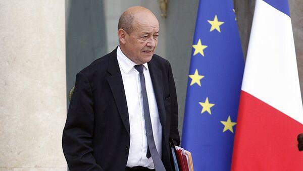 Le sud de la Libye est un hub terroriste, estime Jean-Yves Le Drian - Sputnik Italia