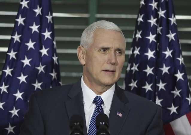 Vicepresidente USA Mike Pence