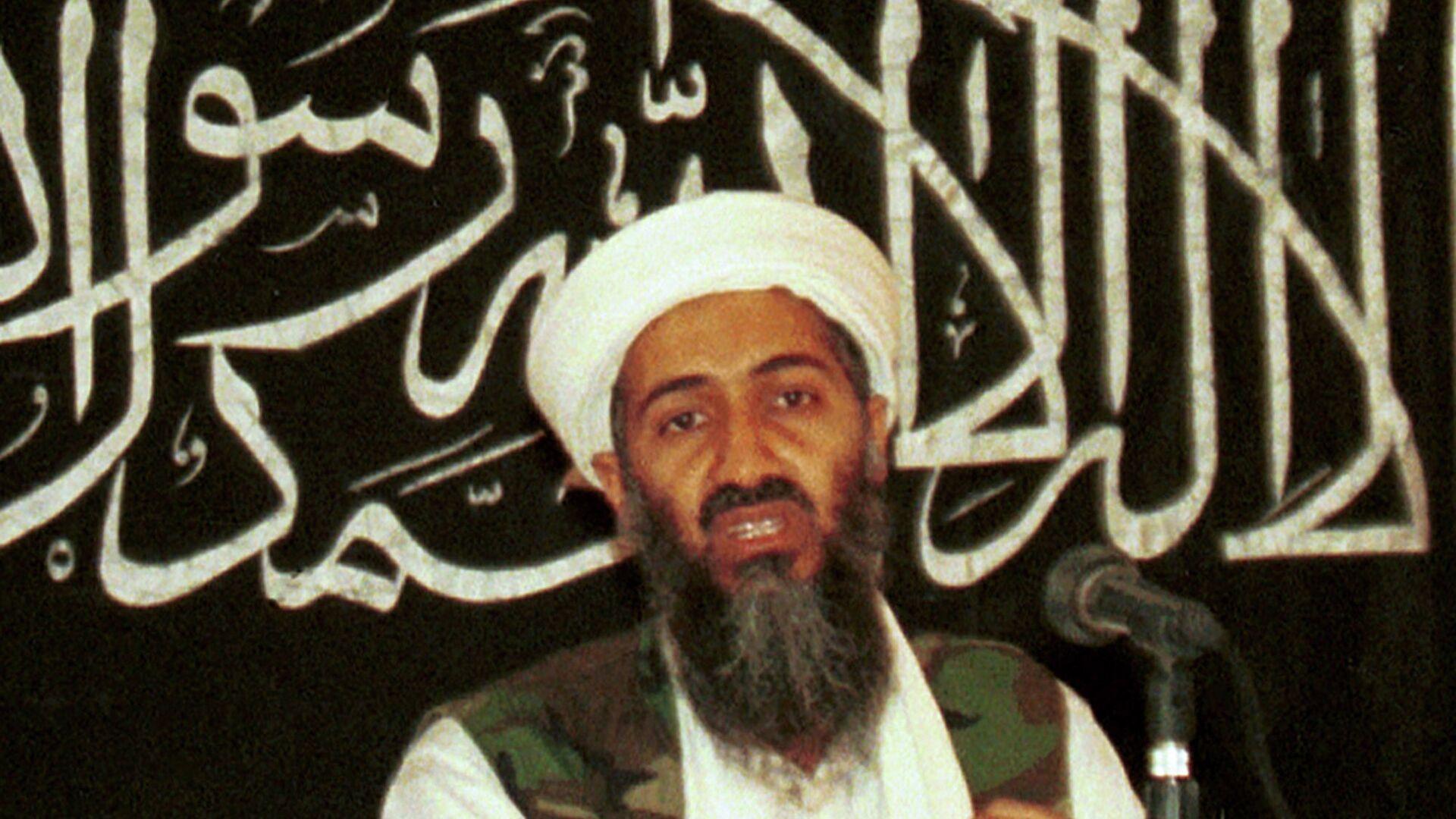 L'ancien chef d'Al-Qaïda, Oussama ben Laden - Sputnik Italia, 1920, 03.08.2021