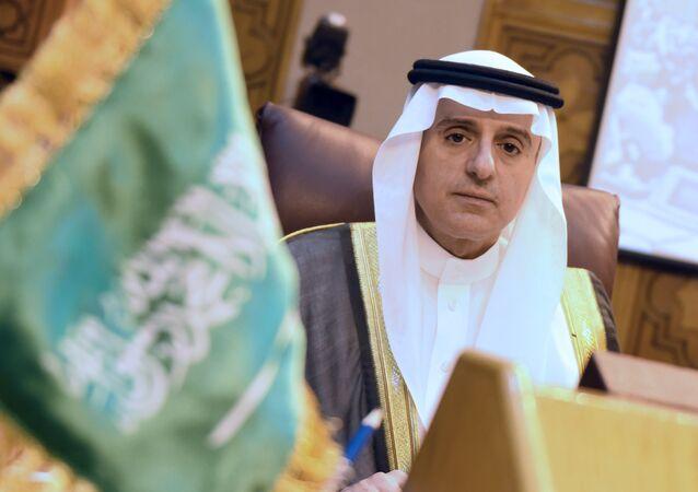 Ministro degli Esteri saudita Adel al-Jubeir