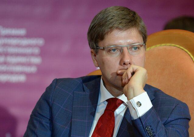Il sindaco di Riga Nils Usakovs