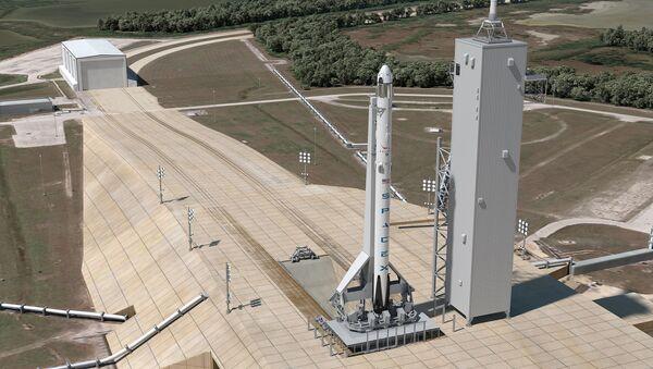 Falcon 9 - Sputnik Italia