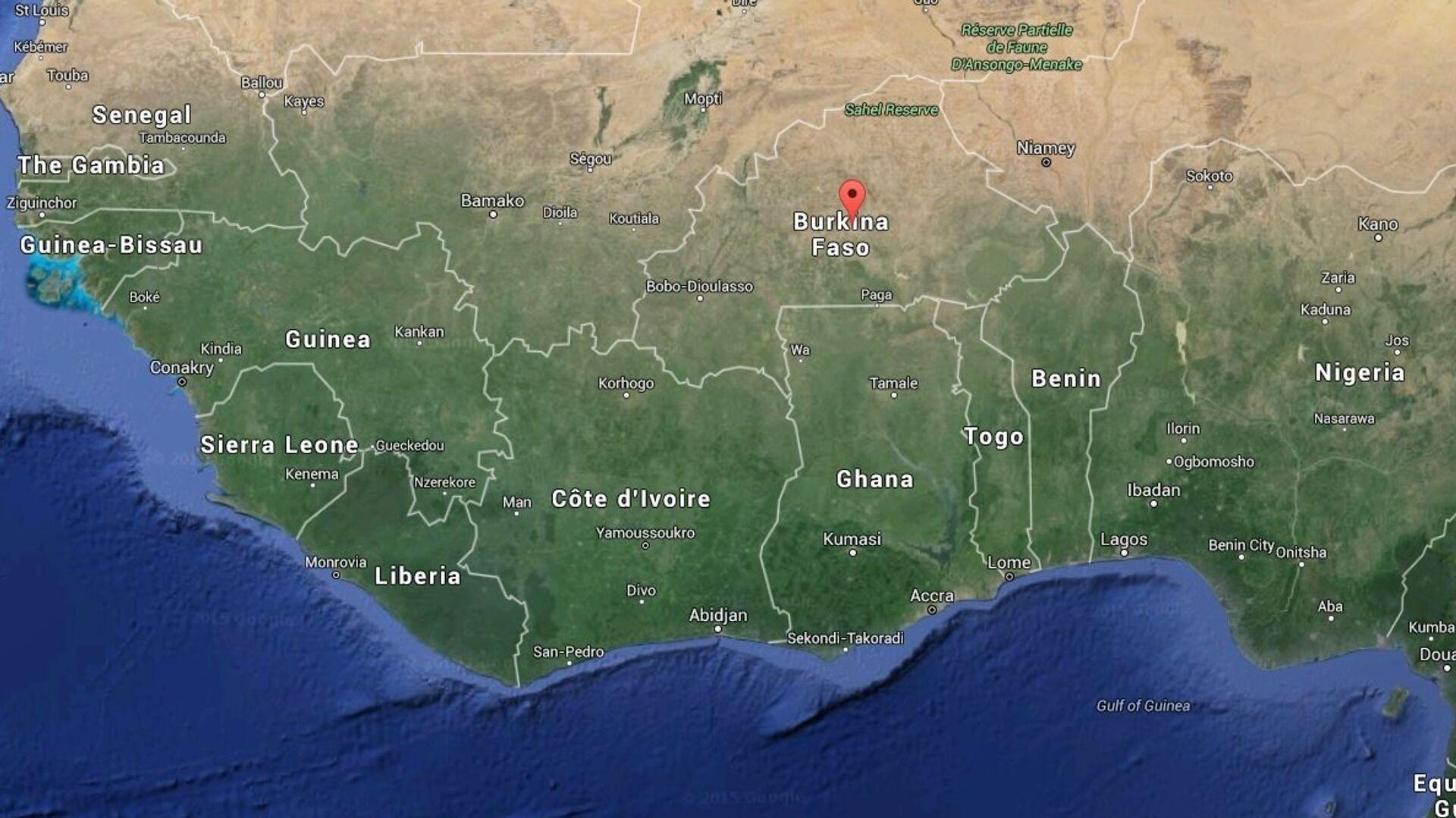 Ouagadougou, Burkina Faso - Sputnik Italia, 1920, 22.06.2021