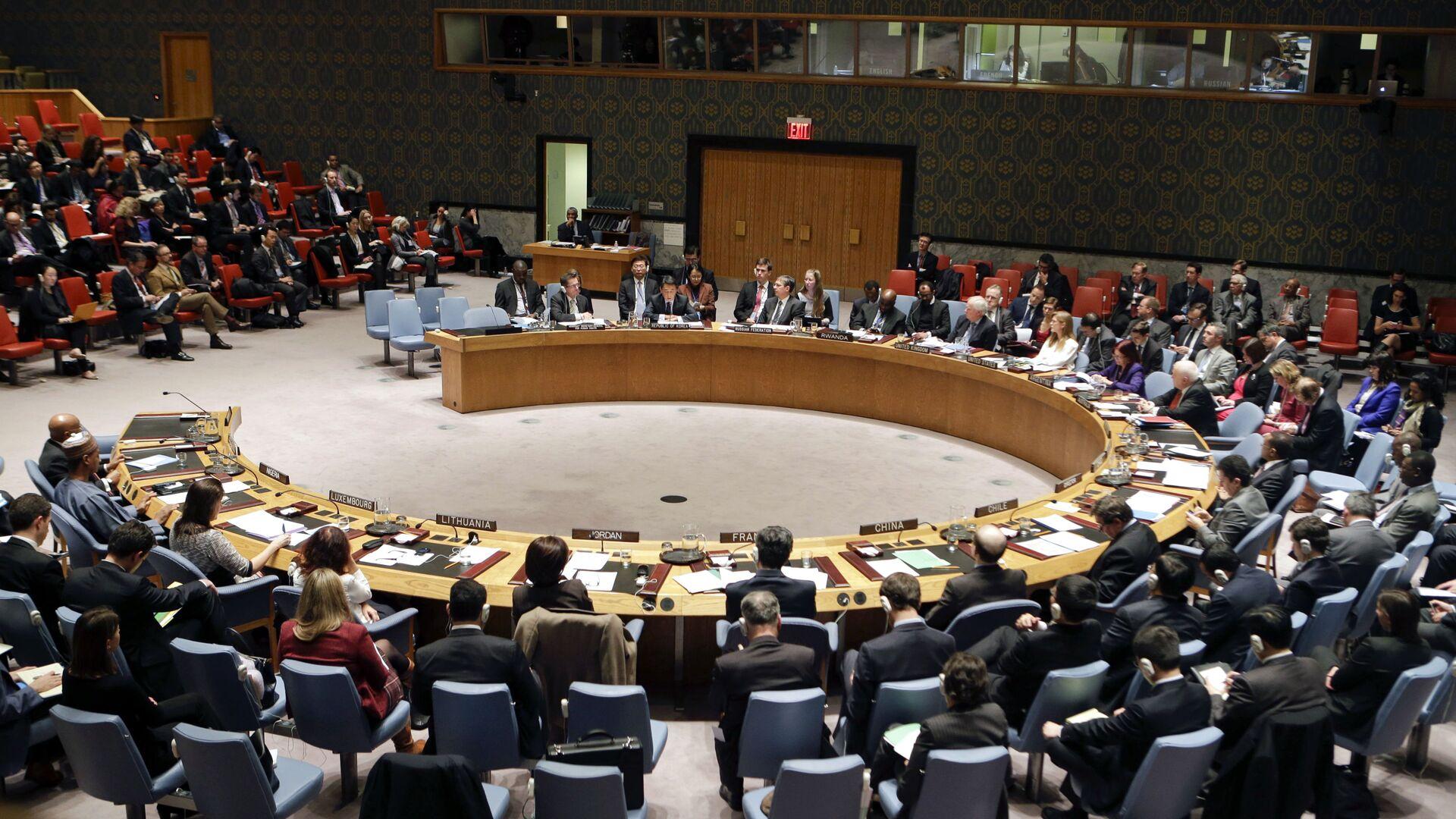 Consiglio di Sicurezza ONU - Sputnik Italia, 1920, 15.08.2021