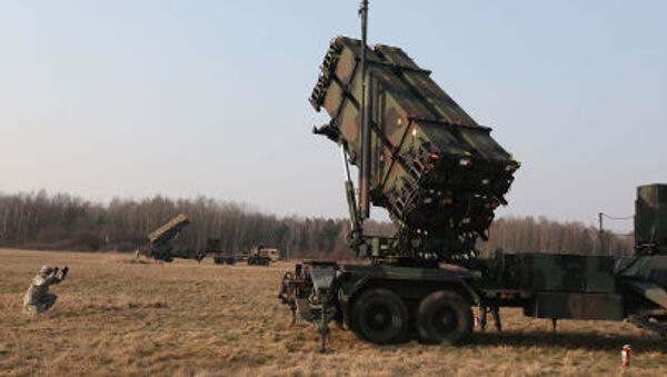Missili Pariot degli USA in Polonia - Sputnik Italia