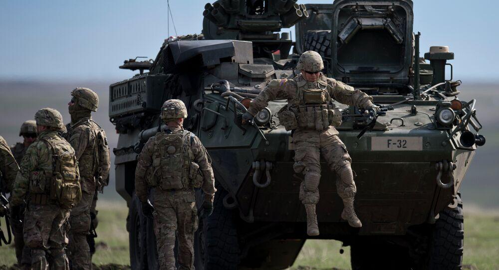 Le esercitazioni della NATO  Wind Spring 15