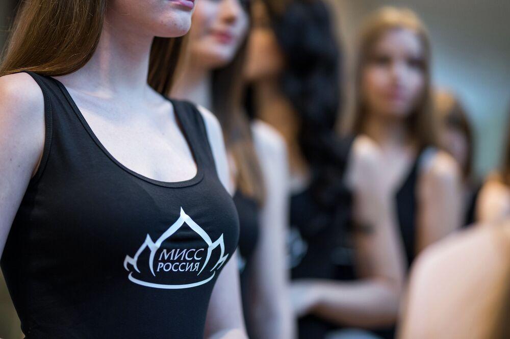 Il casting di miss Russia 2017