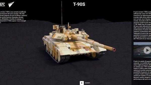 T-90 - Sputnik Italia