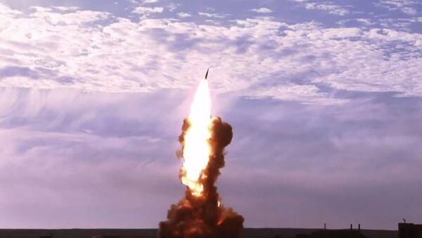 Russian Anti-ballistic missile test - Sputnik Italia