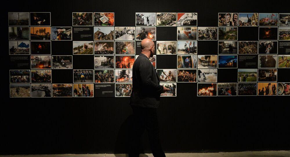 Mostra delle foto vincitrici del Concorso Stenin 2015
