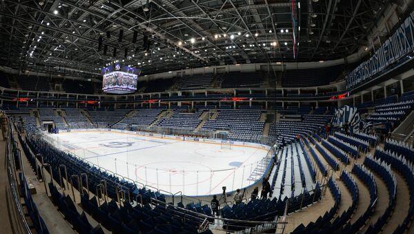 Il nuovo stadio dell'Hockey VTB Arena di Mosca - Sputnik Italia