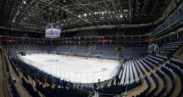 Il nuovo stadio dell'Hockey VTB Arena di Mosca