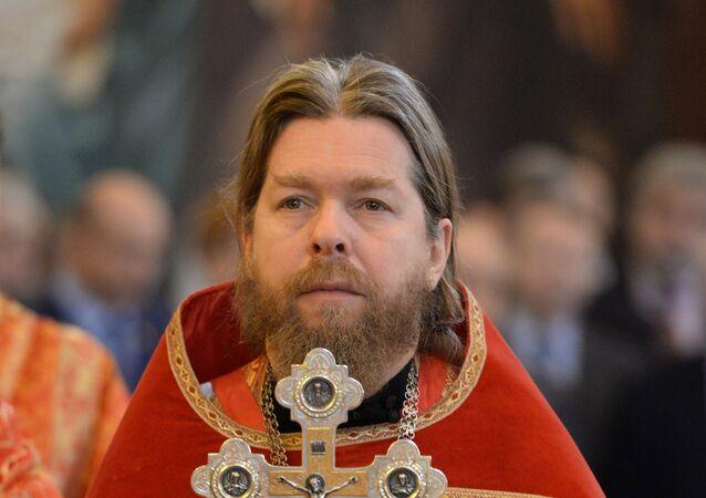 l'archimandrita Tichon