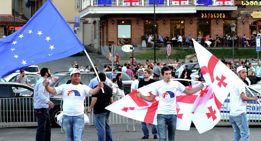 Georgia e UE