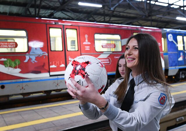 Il pallone della Confederations Cup