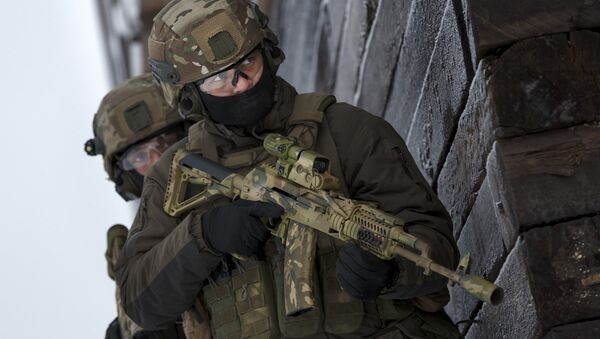 Personnel of the Russian Special Operations Forces - Sputnik Italia