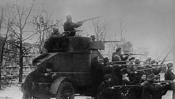 Gli scioperi del 1917 a Pietrogrado - Sputnik Italia