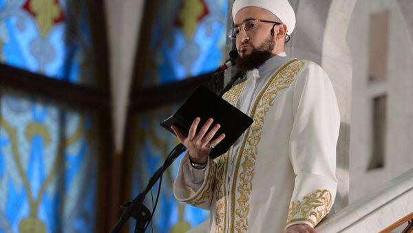 Tatarstan Mufti Kamil Khazrat Samigullin - Sputnik Italia