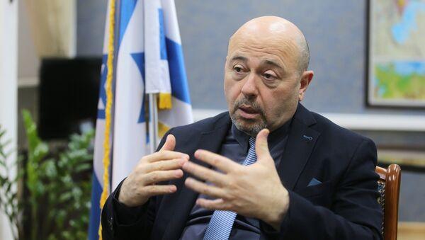 New Ambassador of Israel to Russia Gary Koren - Sputnik Italia