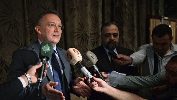 L'ambasciatore russo a Damasco, Alexander Kinshchak - Sputnik Italia