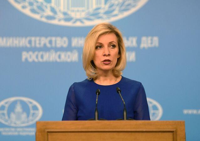 Maria Zacharova
