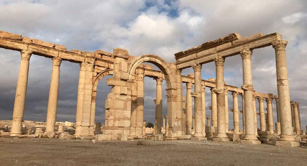 Palmira liberata