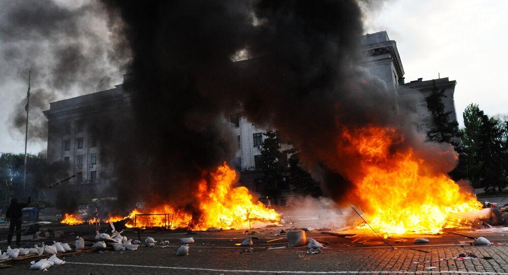 Strage di Odessa alla Casa dei Sindacati