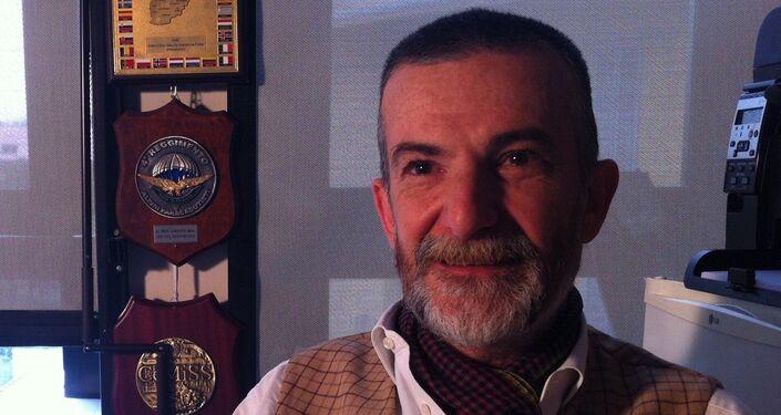 Marco Lombardi, professore e direttore di ITSTIME, centro di ricerca sul terrorismo all'Università Cattolica di Milano