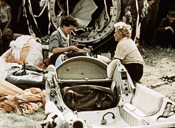 Valentina Tereshkova compie 80 anni - Sputnik Italia