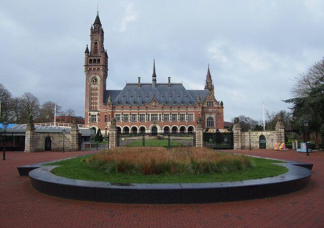 Corte di giustizia internazionale dell'Aia