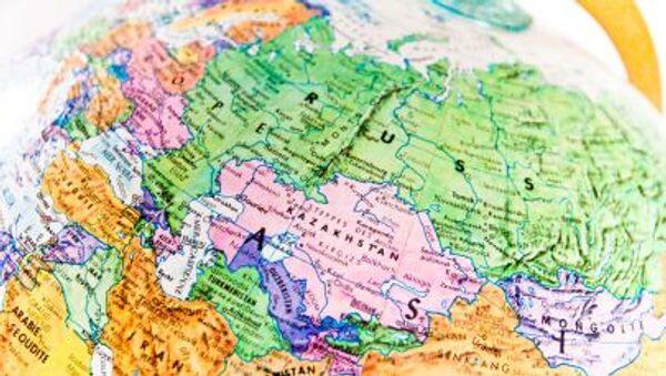 La mappa del mondo - Sputnik Italia