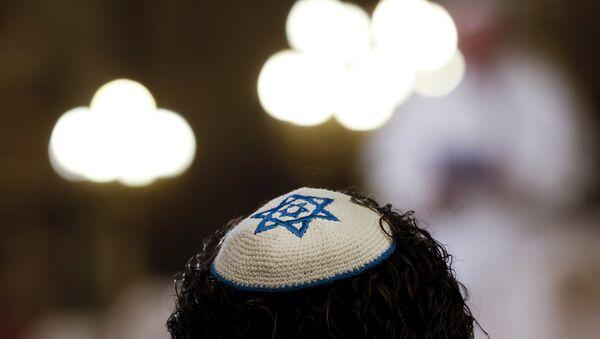 A member of the Jewish community - Sputnik Italia