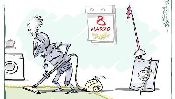 8 marzo - Sputnik Italia