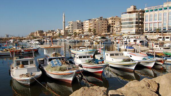 Porto di Tartus (foto d'archivio) - Sputnik Italia