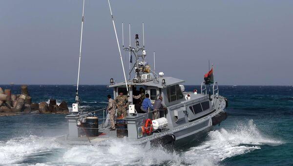 La guardia costiera della Libia - Sputnik Italia