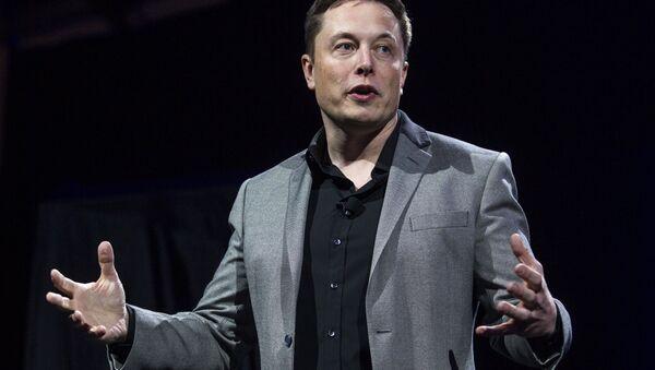 Elon Musk, A.D. di Tesla Motors e SpaceX - Sputnik Italia