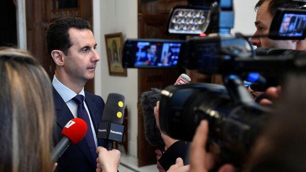 Bashar al-Assad - Sputnik Italia