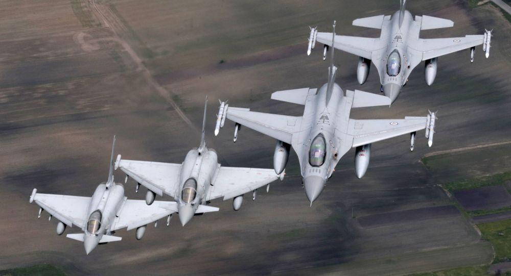 Caccia Eurofighter Typhoon