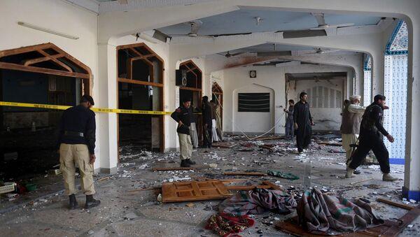 Esplosione a una moschea - Sputnik Italia