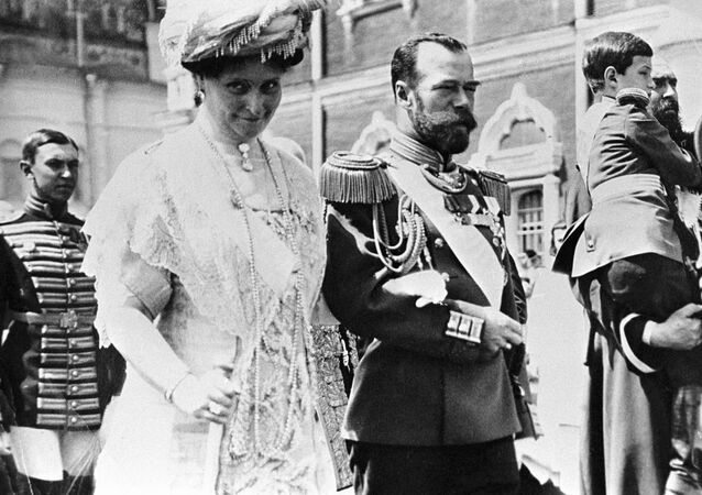 L'ultimo imperatore della Russia.