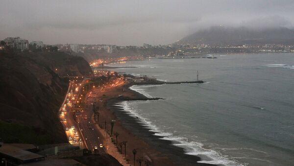 Lima, Perù - Sputnik Italia