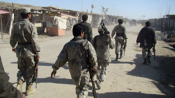 Truppe afghane - Sputnik Italia