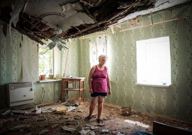 La situazione nel Donbass