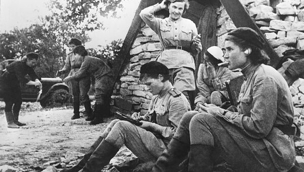 Pilotesse sovietiche durante la Grande Guerra Patriottica - Sputnik Italia